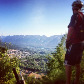A Fernie Mountain Biking Weekend!