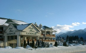 Park Place Lodge Winter