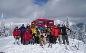 Cat-Skiing & Boarding with FWA