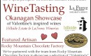 First Friday Wine & Chocolate Tasting