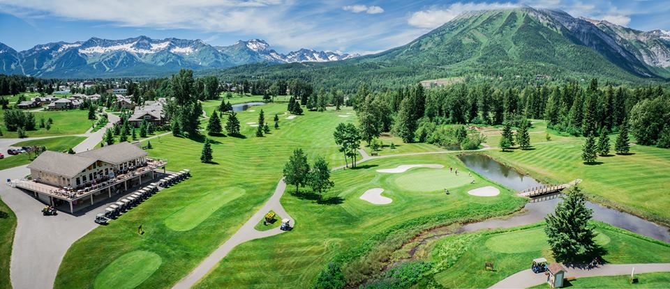 Fernie Men's Pro-Am Golf Tournament 2016