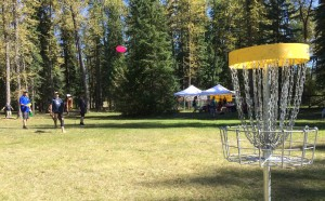 Lizard Range Disc Golf Tournament