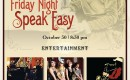 Friday Night Speak Easy with the Fernie Museum