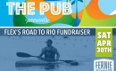 Flex's Road to Rio Fundraiser