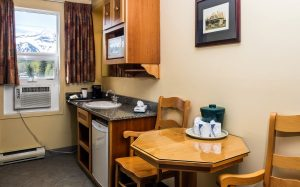 Standard Room- KITCHENETTE