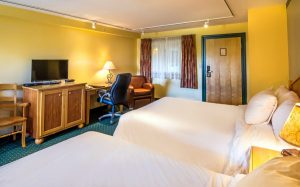 Standard Room with 2 Double Beds - 2