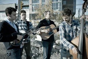 Arts Station 2019 Concert Series:  Slocan Ramblers