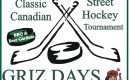 The Pub 2017 Classic Canadian Street Hockey Tournament