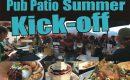 Pub Patio Summer Kick-Off Party