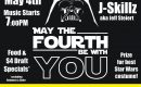 Star Wars Day in the Pub 2018
