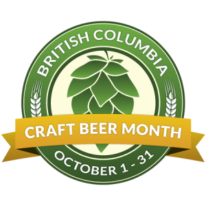 BC Craft Beer & Burger Month in the Pub – October 2020