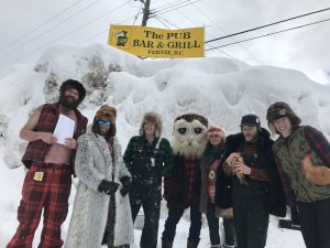 Extreme Griz Competition 2020 at the Pub